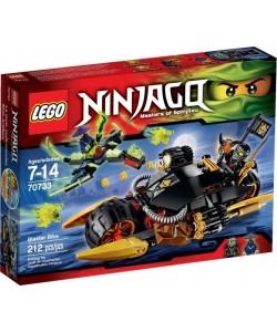 LEGO® Ninjago 70733 Výbušná motorka