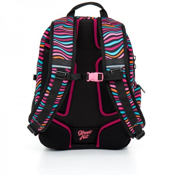 Studentský batoh Topgal HIT 858 H - Pink - Macíčkovy hračky 193624b4c1