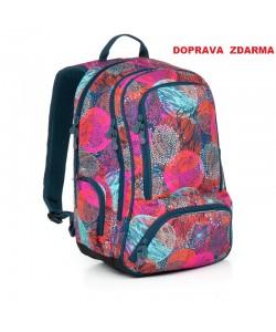 Studentský batoh Topgal HIT 859 H - Pink