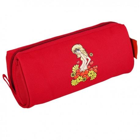 Školní penál Topgal CHI 126 G - Red