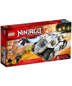 LEGO® Ninjago 70588 Titanový nindža skokan