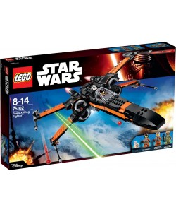 LEGO®Star Wars 75102 Poe\'s X-Wing Fighter-stíhačka