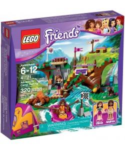 LEGO® Friends 41121 Dobrodružný tábor