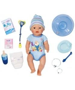 Interaktivní BABY born, chlapec 43cm