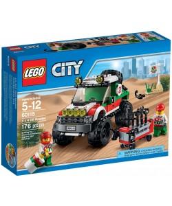 LEGO® City 60115 Terénní vozidlo 4 x 4