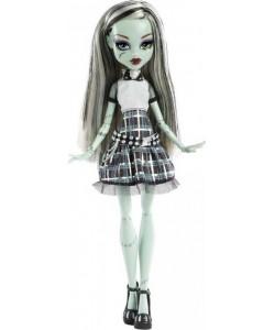 Panenka Monster High oživlá příšerka Frankie Stein