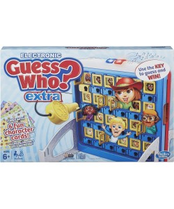Hasbro Hádej kdo Extra
