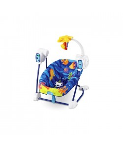 Fisher Price Houpačka a sedátko Ocean Wonders