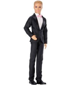 Barbie Ken Ženich