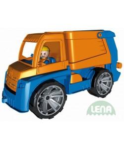 LENA - Auto plastové Truxx popelář