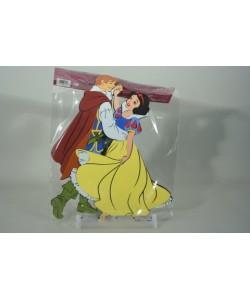 Dekorace velká - Sněhurka a princ