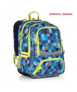 Školní batoh Topgal CHI 870 D Blue DOPRAVA ZDARMA
