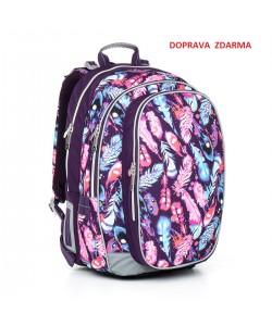 Školní batoh Topgal CHI 796 H Pink DOPRAVA ZDARMA