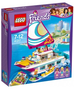 LEGO® Friends 41317 Katamarán Sunshine