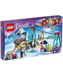 LEGO® 41324 Lyžařský vlek v zimním středisku