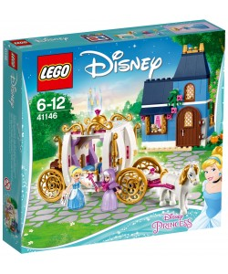 LEGO® Princezny 41146 Popelčin kouzelný večer