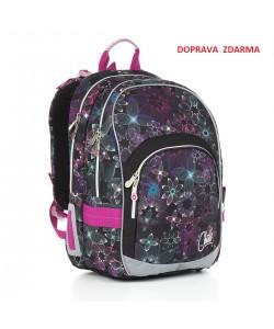 Školní batoh Topgal CHI 874 A Black DOPRAVA ZDARMA