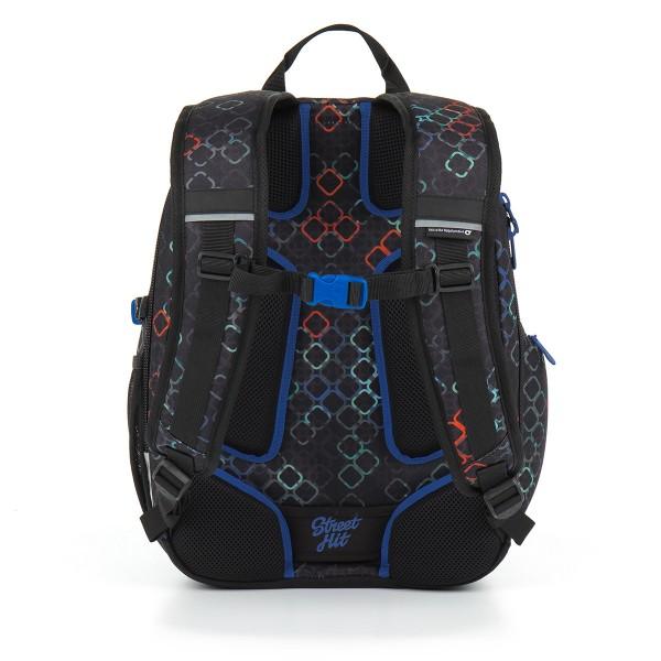 Studentský batoh Topgal HIT 887 A - Black - Macíčkovy hračky aa52de02d1