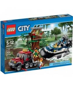 LEGO® City 60071 Zadržení vznášedlem