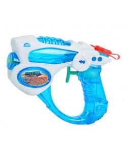 Simba Vodní pistole transparentní - modrá