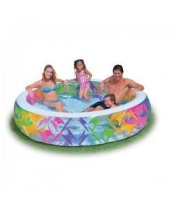 INTEX Bazén kruh 229 x 56 cm