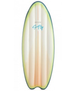 Intex Nafukovací Surf 178 x 6 9cm - bílý