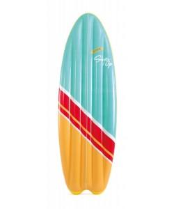 Intex Nafukovací Surf 178x69cm - modro/oranžový