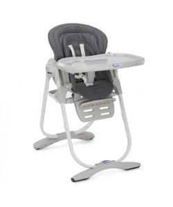 Chicco Jídelní židle Polly Magic 2016 Graphite