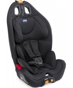 Chicco Autosedačka Gro-up 123 - BLACK 9-36kg