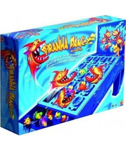 Mattel hra Útok piraní