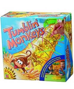 Mattel Hra Padající opičky