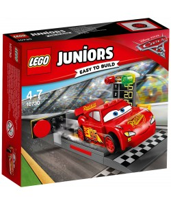 LEGO® Juniors 10730 Vystřelovač Bleska McQueen