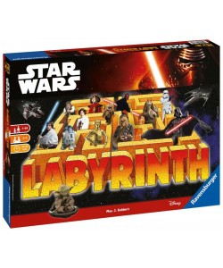Ravensburger Labyrint Star Wars hra