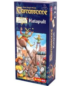 Mindok Carcassonne 7. rozšíření Katapult