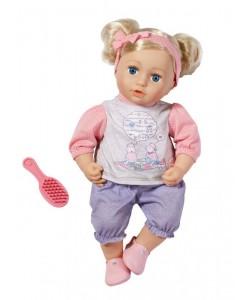 Baby Annabell Panenka Sophia s vlásky, 43 cm
