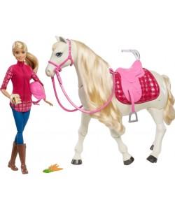 Mattel Barbie Kůň snů