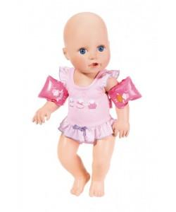 Zapf Creation Baby Annabell® se učí plavat