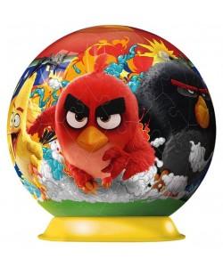 Ravensburger Puzzleball 3D Angry Bird 72 dílků