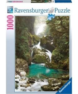 Ravensburger Puzzle Vodopád 1000 dílků