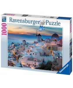 Ravensburger Puzzle Santorini 1000 dílků