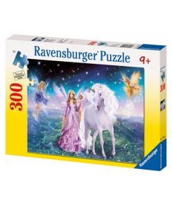 Ravensburger Puzzle Kouzelný jednorožec 300 dílků