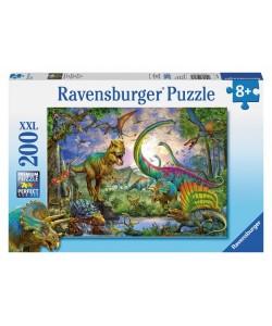 Puzzle Ravensburger V říši gigantů 200XXL d