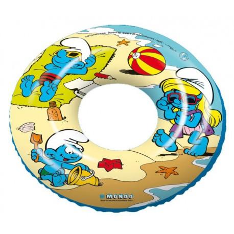 Nafukovací kruh Šmoulové 50 cm