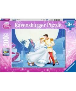 Puzzle Ravensburger Popelka 200 dílků