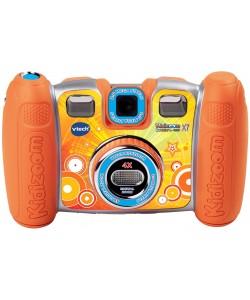 Vtech Kidizoom Twist Plus X7 fotoaparát -oranžový