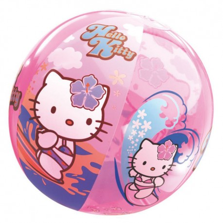 Nafukovací míč Hello Kitty 50 cm