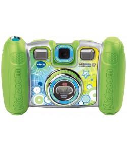 Vtech Kidizoom Twist Plus X7 fotoaparát - zelený