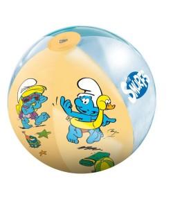 Nafukovací míč Šmoulové 50 cm