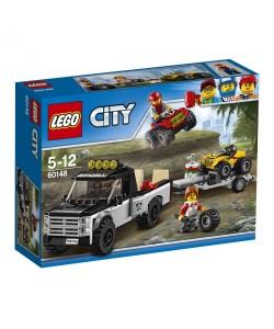 LEGO® City 60148 Závodní tým čtyřkolek