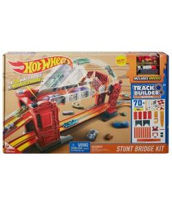 Hot Wheels Track Builder Padací most